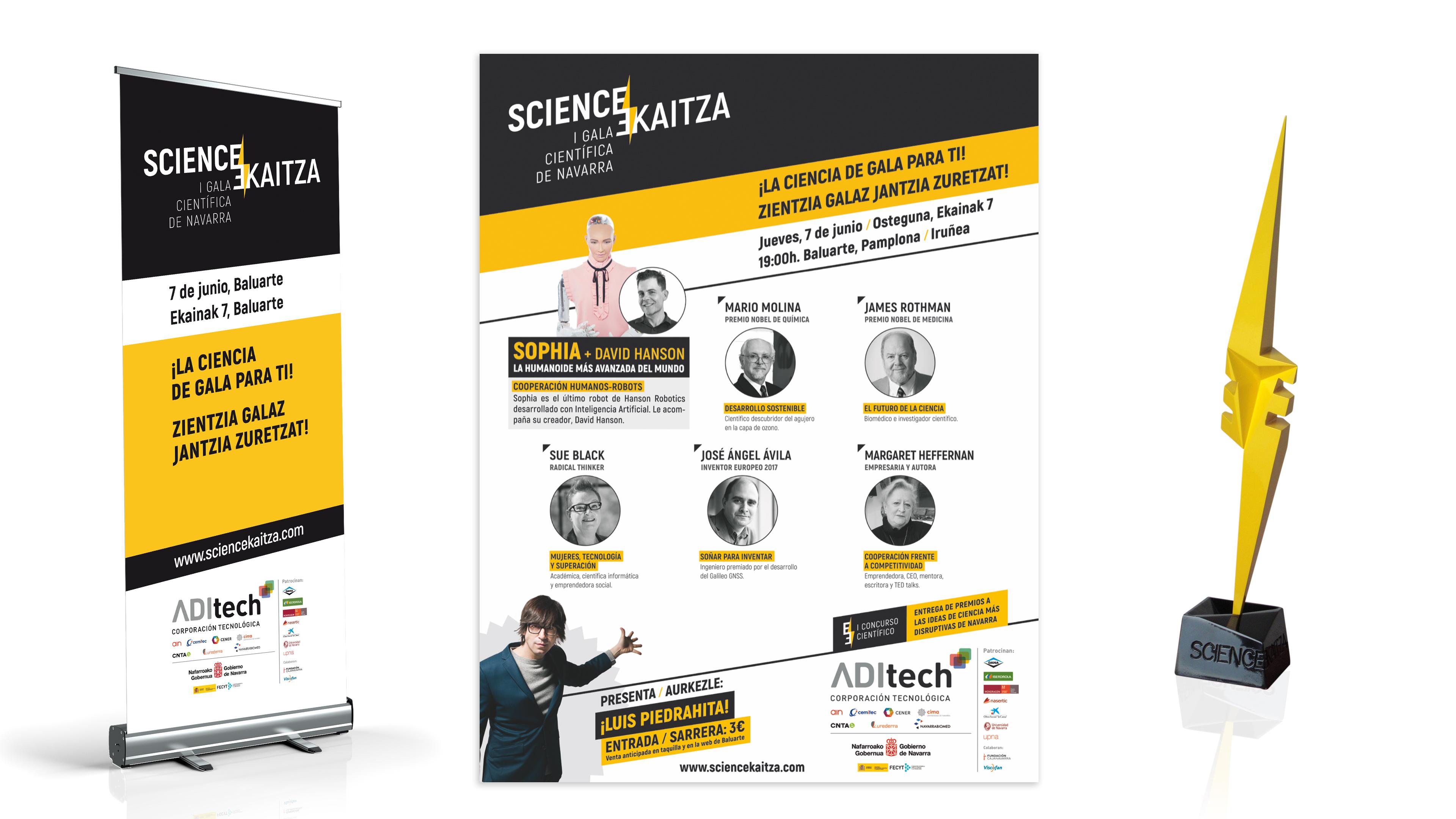Publicidad SciencEkaitza